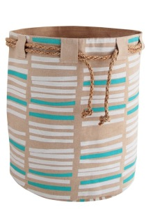 Cloth Hessina Sack from Twine Home Store