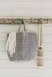Pacific Collection tote bag from Twine Home Store