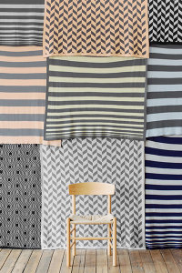 Kate and Kate Blankets, available from Twine Home Store