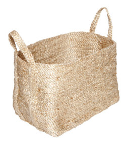 Medium Jute Basket from Twine Home Store