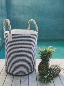 Pacific Collection Laundry Basket from Twine Home Store