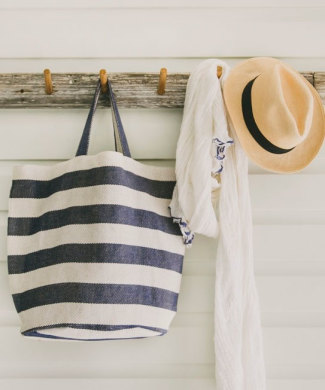 Pacific Collection Tote from Twine Home Store