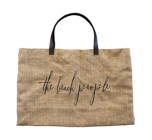 Jute Beach Bag from Twine Home Store