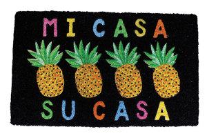 Mi Casa Su Casa Doormat from Twine Home Store